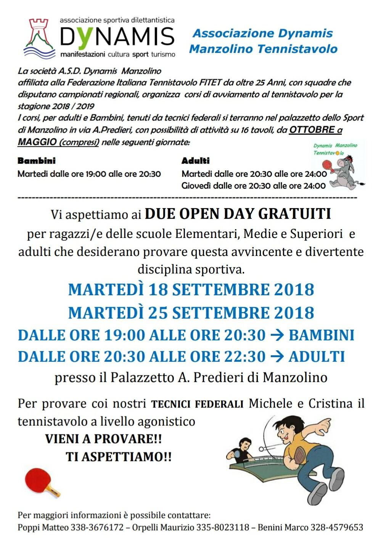 Attività Dynamis TT 2018_2019